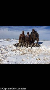 west Texas goose hunting