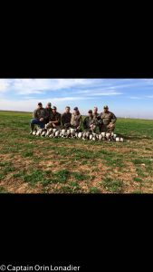 waterfowl hunts in Lubbock
