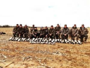 west texas geese hunting, ducks, crane, Texas panhandle